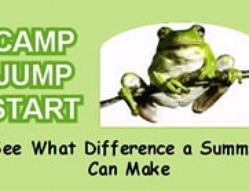 Camp Jump Start at Living Well Village