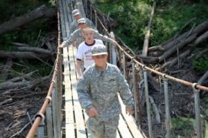 MO Military Academy - fun